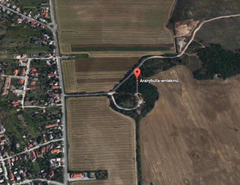 Aranybulla utca