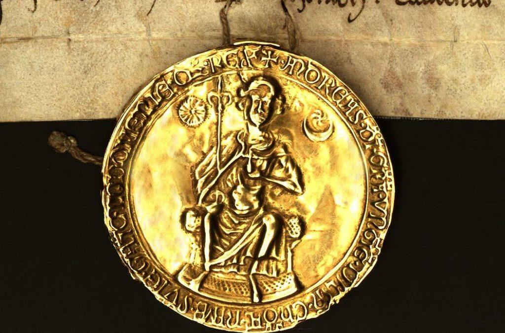 Milyen pecsétek voltak az Aranybullán?